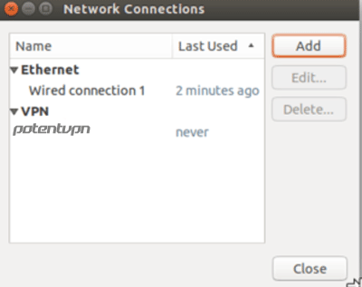 ubuntu vpn setup